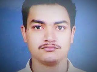 सिपाही ने राइफल से गोली मारकर की आत्महत्या !