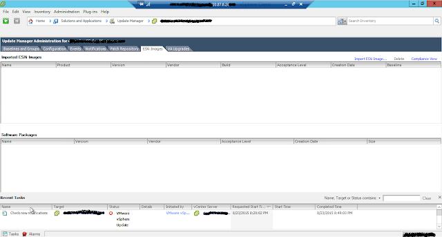 VMware: How to upgrade ESXi 5 x to ESXi 6 x > ProVirtualzone