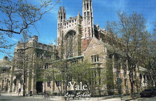 World In Mailbox Yale Law School