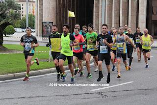 Clasificaciones y fotos 10 Km Leon 2019