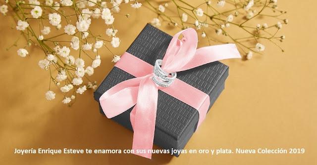 76dea12f5380 Joyas de oro y plata. Publicado por Joyería Enrique Esteve ...