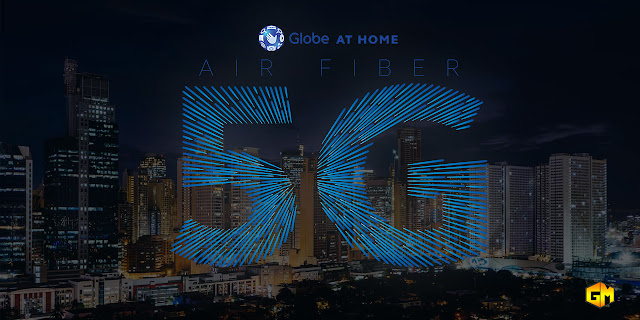 5G globe plan gizmo manila