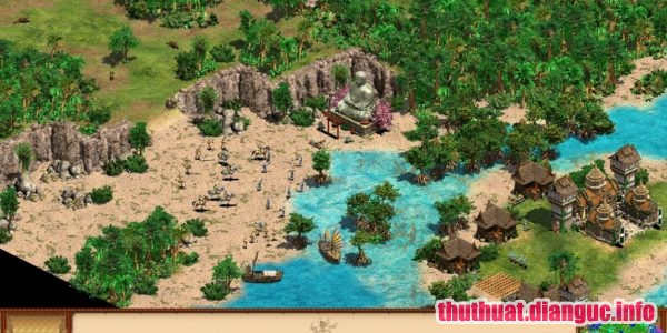Age of Empires II HD: Rise of the Rajas, Tải Age Of Empires 2,Đế chế 2 Full, Tải game Age of Empires 2 HD miễn phí