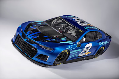 Chevrolet Introduces 2018 Camaro ZL1 NASCAR Cup Race Car