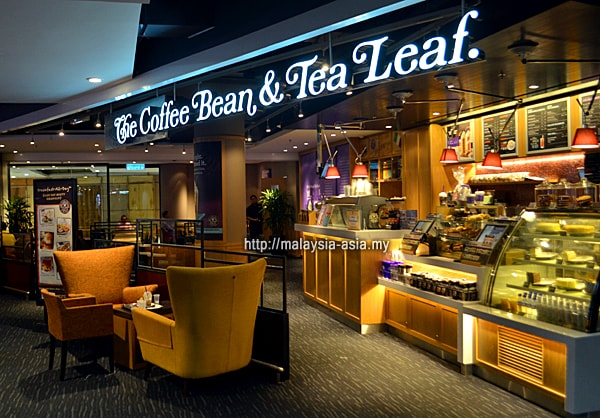 KLIA2 Coffee Cafes