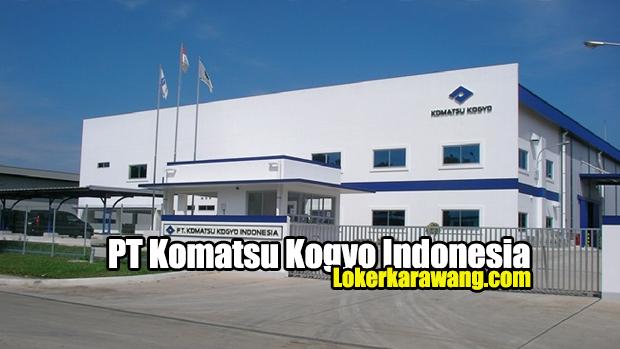 PT Komatsu Kogyo Indonesia