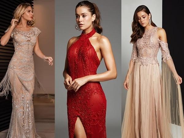 Vestido de festa 2019:  vestidos para formandas, madrinhas e convidadas