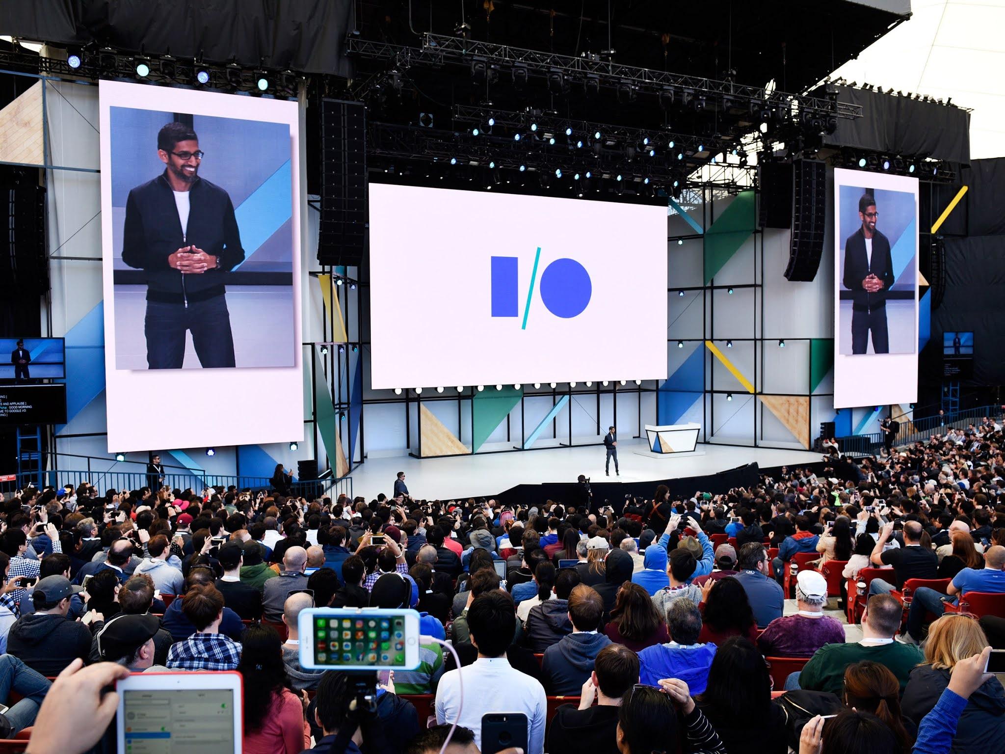 Live Streaming Google I/O 2021