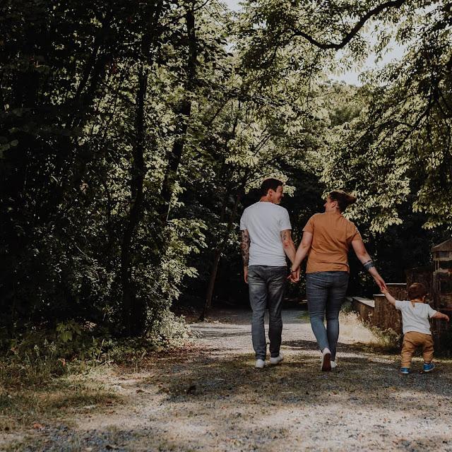 Familienalltag aus Sicht eines Papas