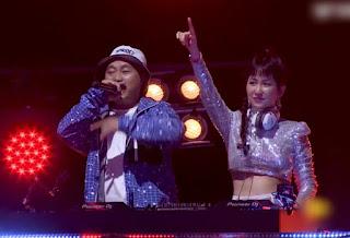 DJ Trang Moon trong King of Rap và đời thường