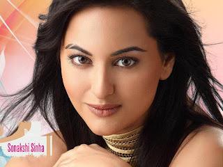 Sonakshi Sinha Bollywood Heroin Photo