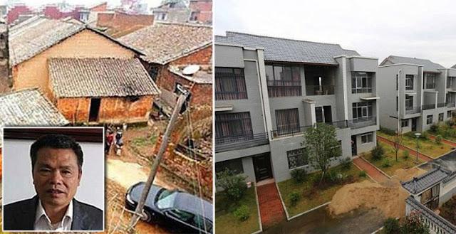 Китайский миллиардер построил в подарок односельчанам 258 роскошных вилл, но из-за их жадности там до сих пор никто не живет