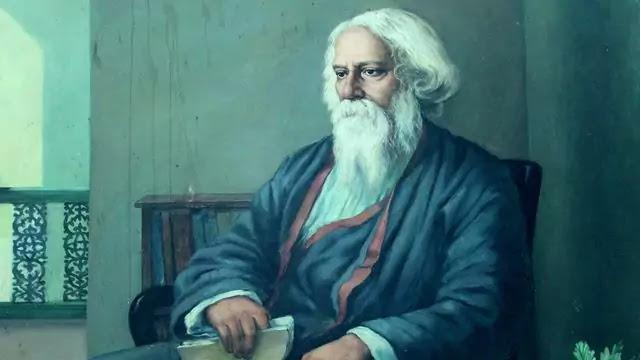 Rabindranath Tagore Biography in hindi  रबीन्द्रनाथ टैगोर जीवनी