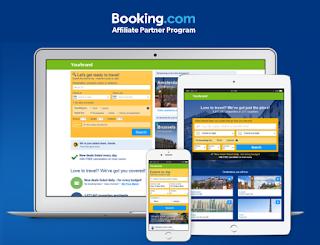Programa de Afiliados de Booking