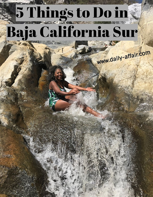 Things to do in Baja California Sur