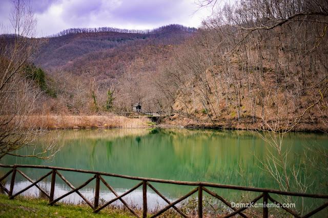 Lago di Ponte Tramazzo - Tredozio