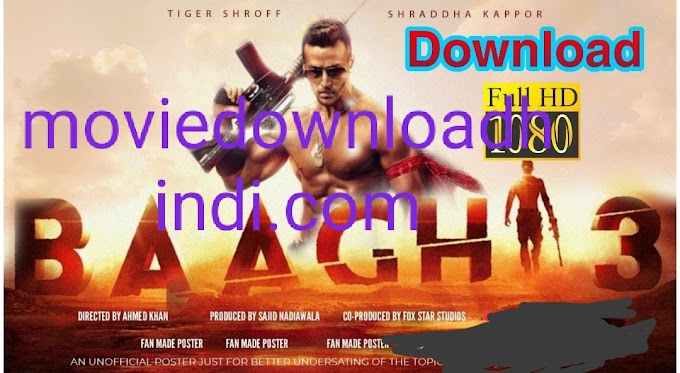 Baaghi 3 Full Movie Download HD | (2020) Baaghi 3 Full Movie,