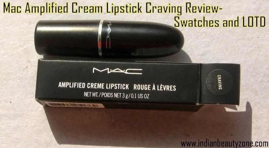 MAC lipsticks review