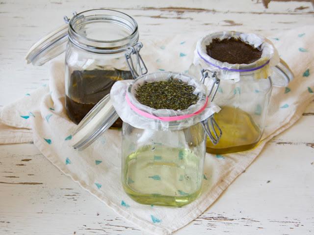 DIY: Cách làm tinh dầu Thảo Dược handmade cực dễ