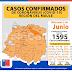 COVID-19: 12 nuevos casos en Cauquenes, 2 en Pelluhue y 1 en Chanco arroja balance de este miércoles 3 de junio
