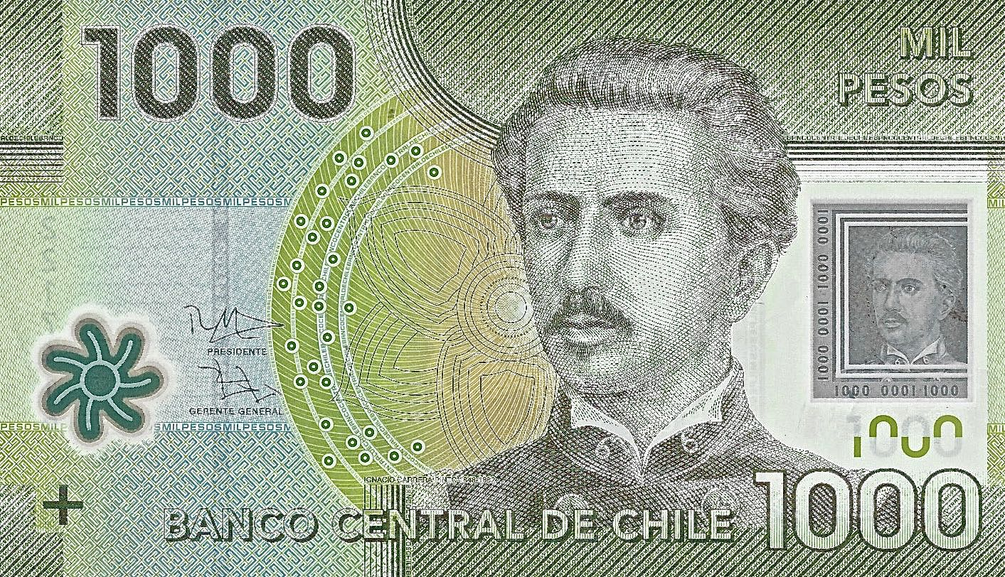 When I Arrived In Natales Late Last February The Chilean Peso Was At 618 Per Us Dollar A Year Earlier It Had Been 558