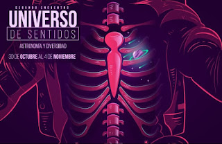 UNIVERSO DE SENTIDOS en el Planetario de Bogotá