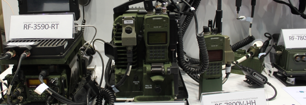 переозброєння військ зв'язку