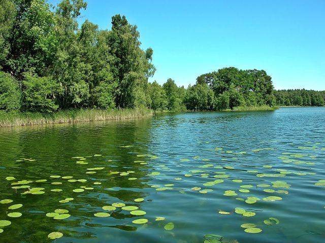 polskie jeziora, zdjęcia, jezioro