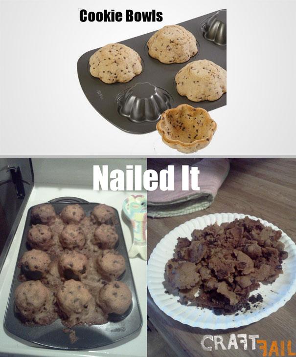Cookies Bowls