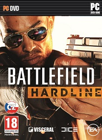 Battlefield Hardline PC Game_COVER