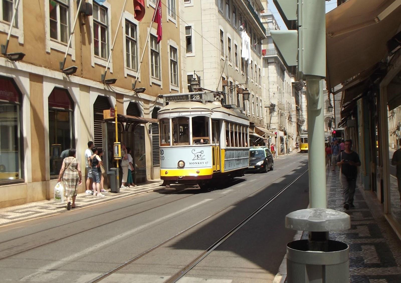Lisboa: Rua Augusta