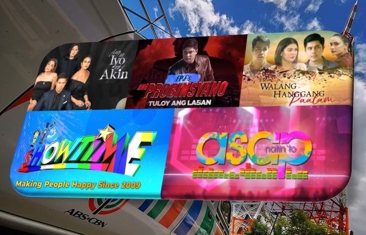 ABS-CBN shows on A2Z Channel 11 starting October 10