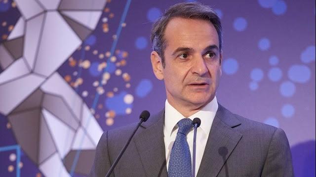 Αναστολή του ΦΠΑ στις οικοδομικές άδειες ανακοίνωσε ο πρωθυπουργός Κυριάκος Μητσοτάκης (βίντεο)
