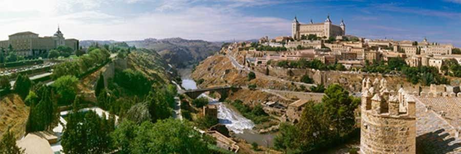 Travel to Toledo