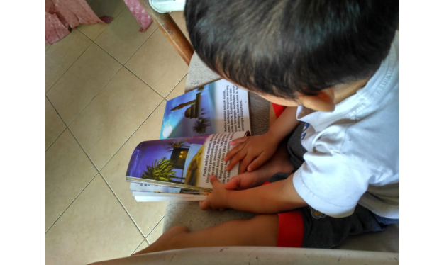membaca buat sedini mungkin anak