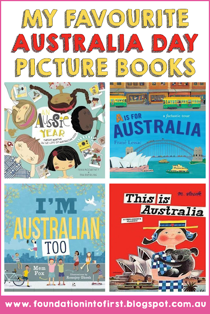 Celebrate Australia Day with these wonderful picture books. Perfect for reading and exploring with your students for Geography or History studies. #techteacherpto3 #australiaday #picture #books