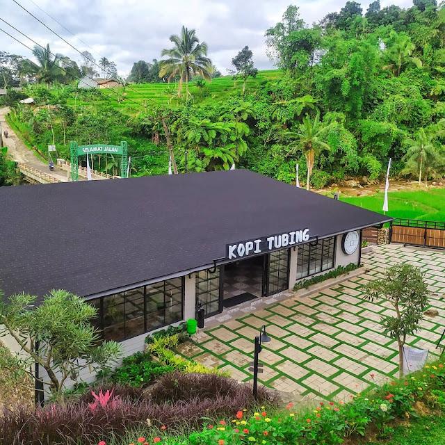 Kopi Tubing Cafe & Resto Bogor Jawa Barat