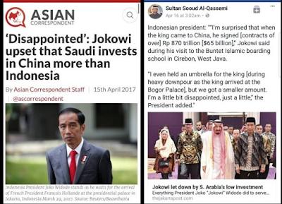 Bangsa Indonesia Menanggung Malu, Kekonyolan Jokowi Kembali Jadi Viral Mendunia
