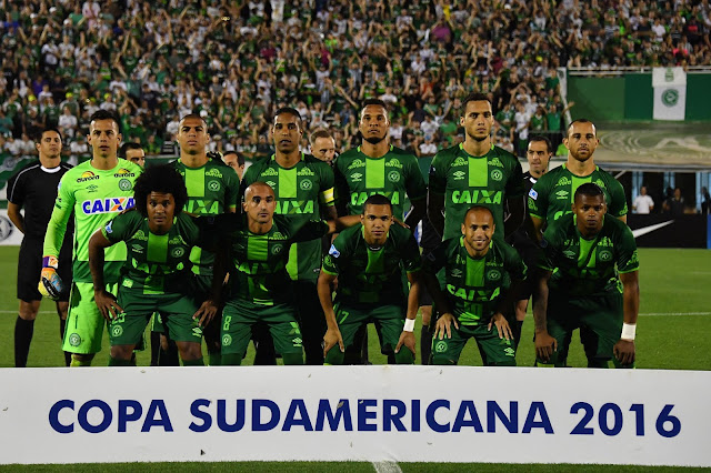 Three Things to Know About Chapecoense, the Brazilian Soccer Team in the Colombian Plane Crash