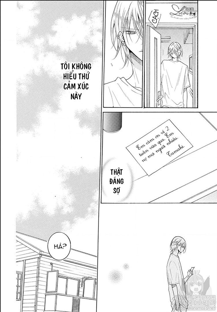 Noraneko to Ookami chap 2 - Trang 28