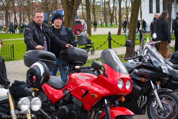 rozpoczęcie sezonu motocyklowego suwałki