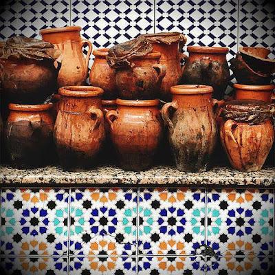 Fez Tangia Pots