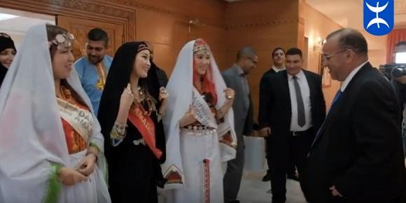 ملكة جمال الامازيغ 2019  2020 2970 miss amazigh تافراوت عامل انزكان