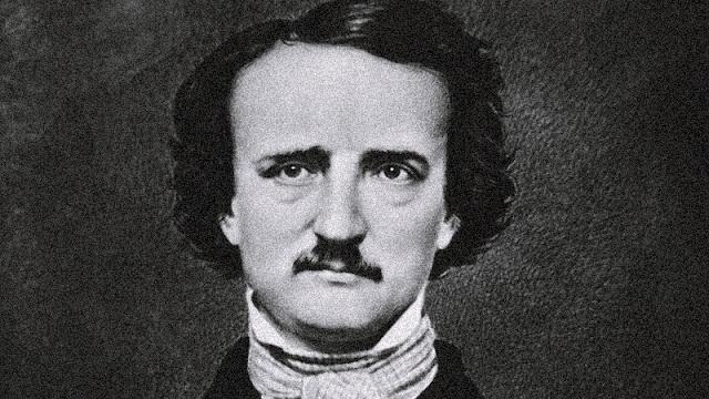 Ilustração do escritor Edgar Allan Poe