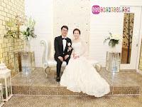 My wedding ceremony in South Korea