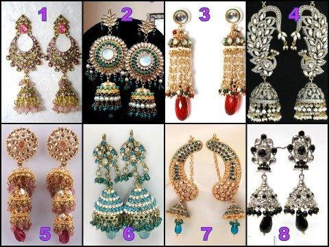 Amazing Earrings Designs