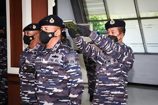 Laksma Yoos Suryono Hadi Jadi Komandan Lantamal V Surabaya