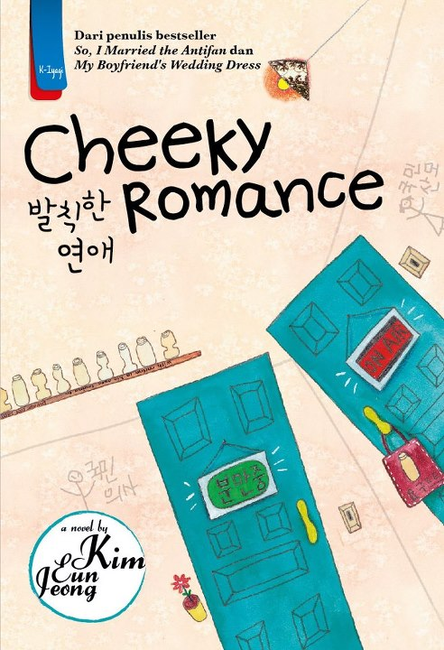 [NOVEL] Cheeky Romance