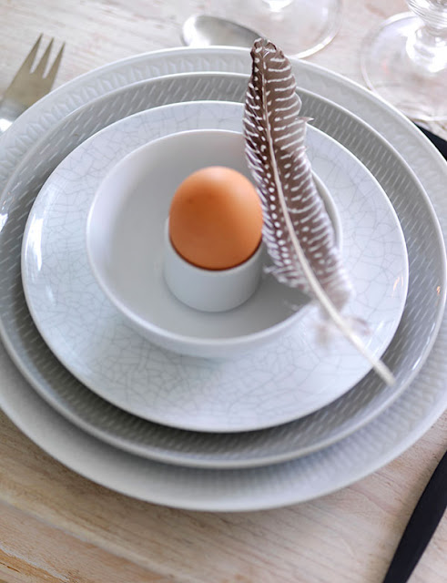Feather and Spring inspiration decor and easter tablescapes to inspire