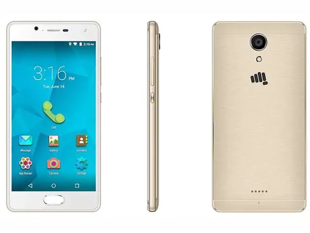 Micromax Unite 4 Specifications and Prices